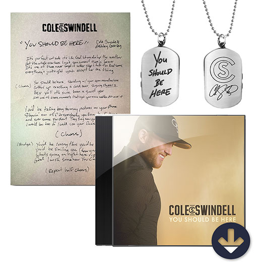 You Should Here Cole Swindell